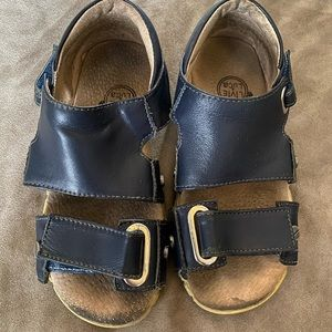 Livie and Luca navy sandals